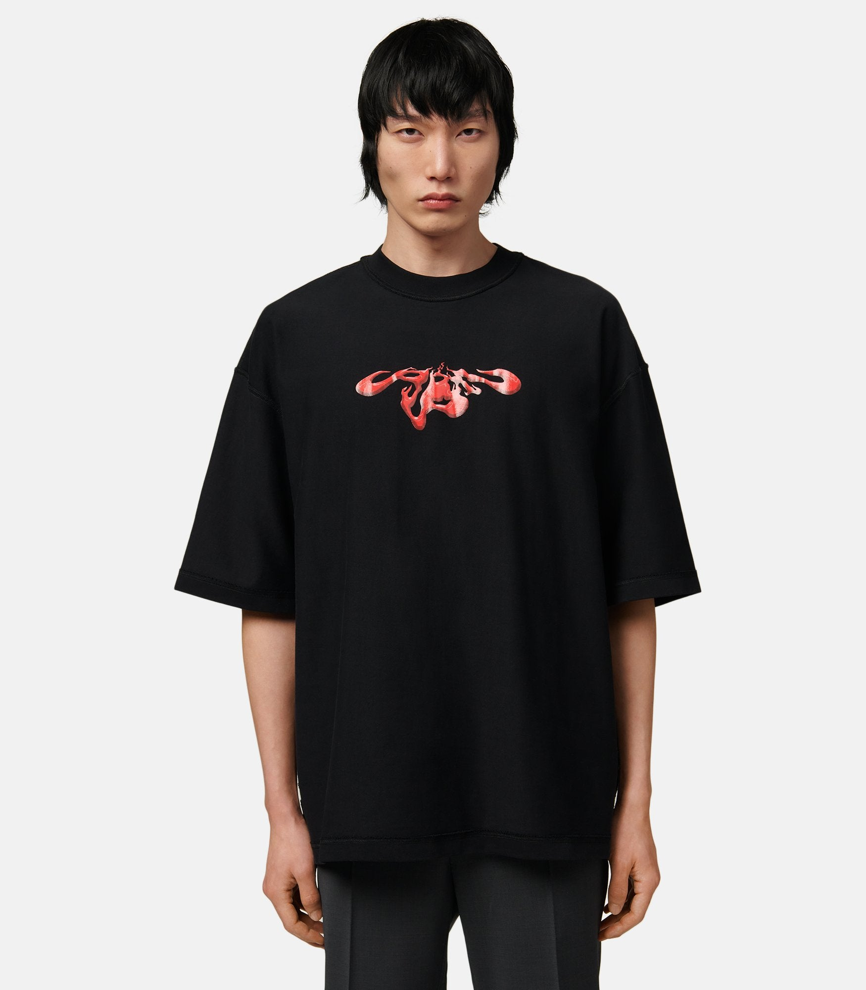Reversed Flame T-shirt