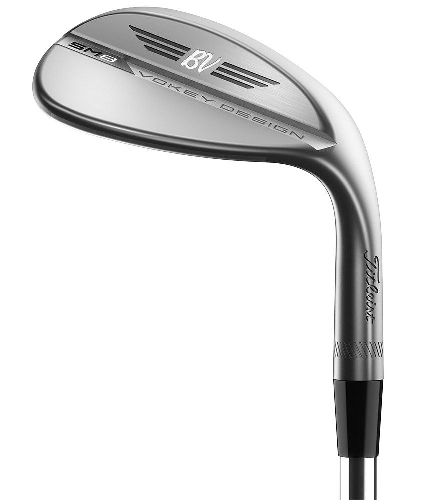 Titleist Vokey SM8 Wedge Tour Chrome