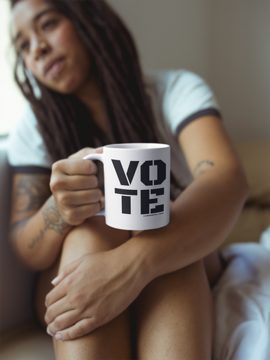 VIIS BIG Vote Mug
