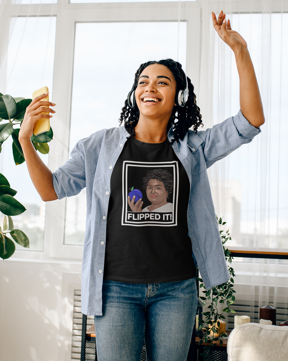 Stacey Abrams Flipped It Tee