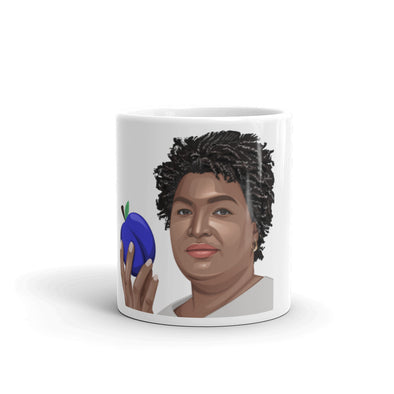Stacey Abrams Flipped It Mug