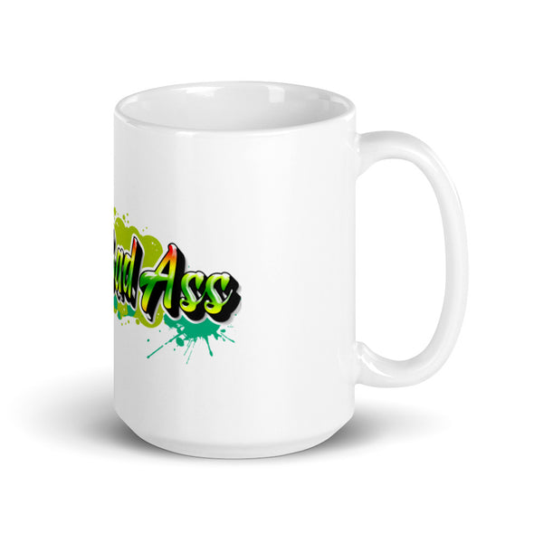 Ballot Bad Ass Mug