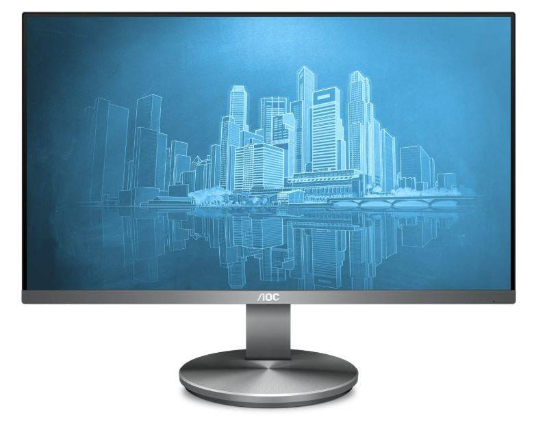 "AOC I2490VXQ 23,8"" Full HD IPS Nero monitor piatto per PC"