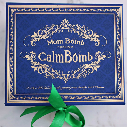 Calm Bomb® 4 Pack Subscription