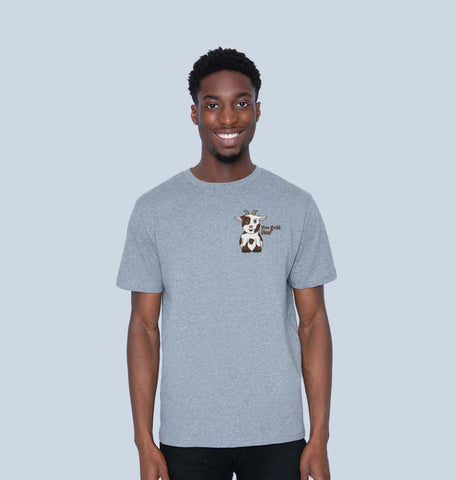 You Goat This Grey Tee