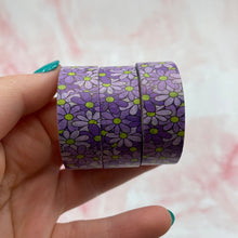 Load image into Gallery viewer, Flower Power Washi Tape
