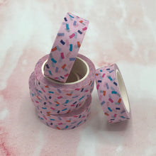 Load image into Gallery viewer, Pink Confetti Washi Tape