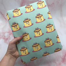Load image into Gallery viewer, Birthday Cake Wrapping Sheet