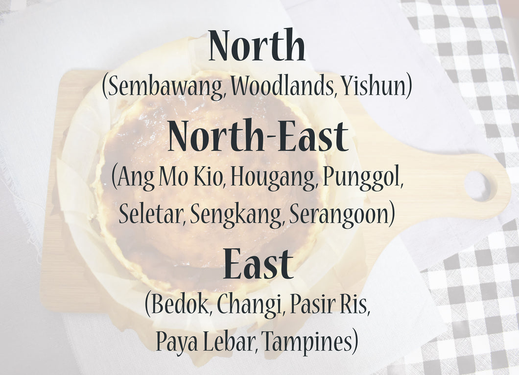 21 Jan Orders (North, North-East & East)