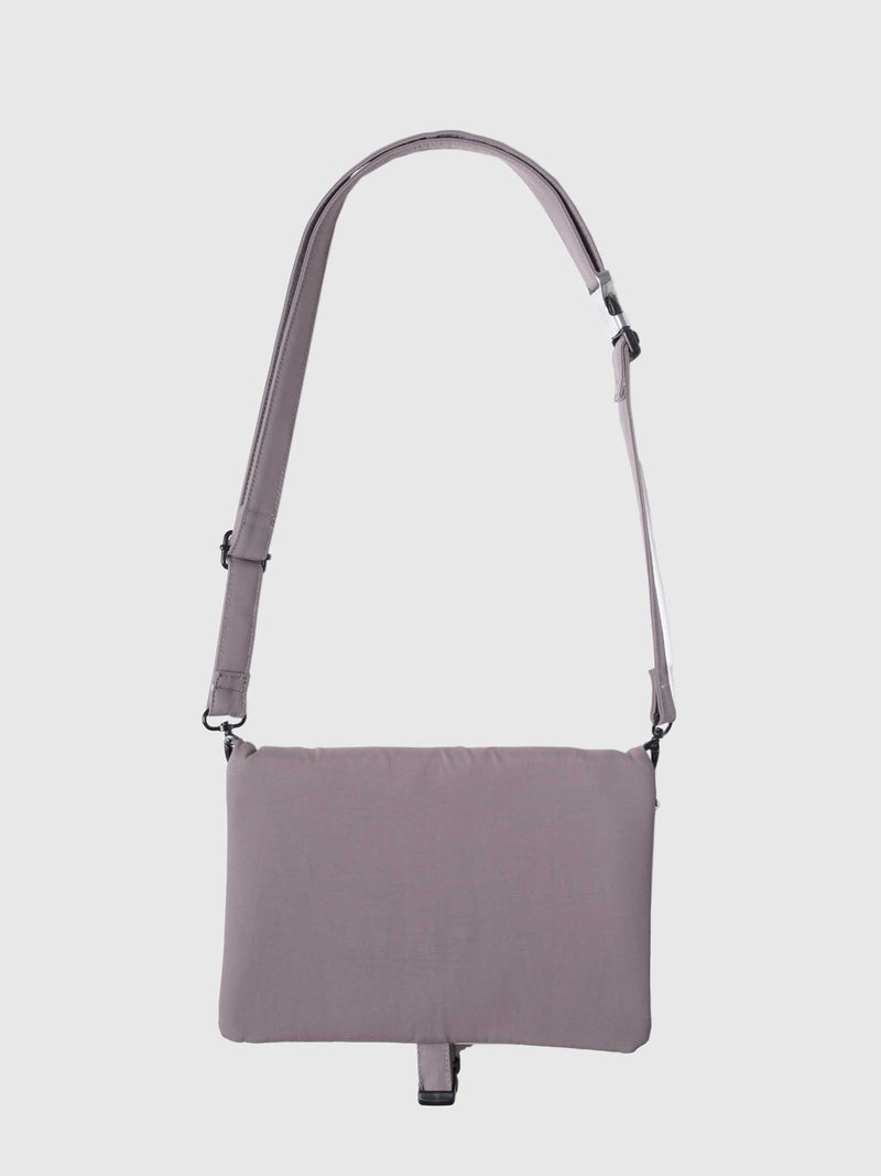 Cross Body Bag L'ORIGINE Fossil Grey