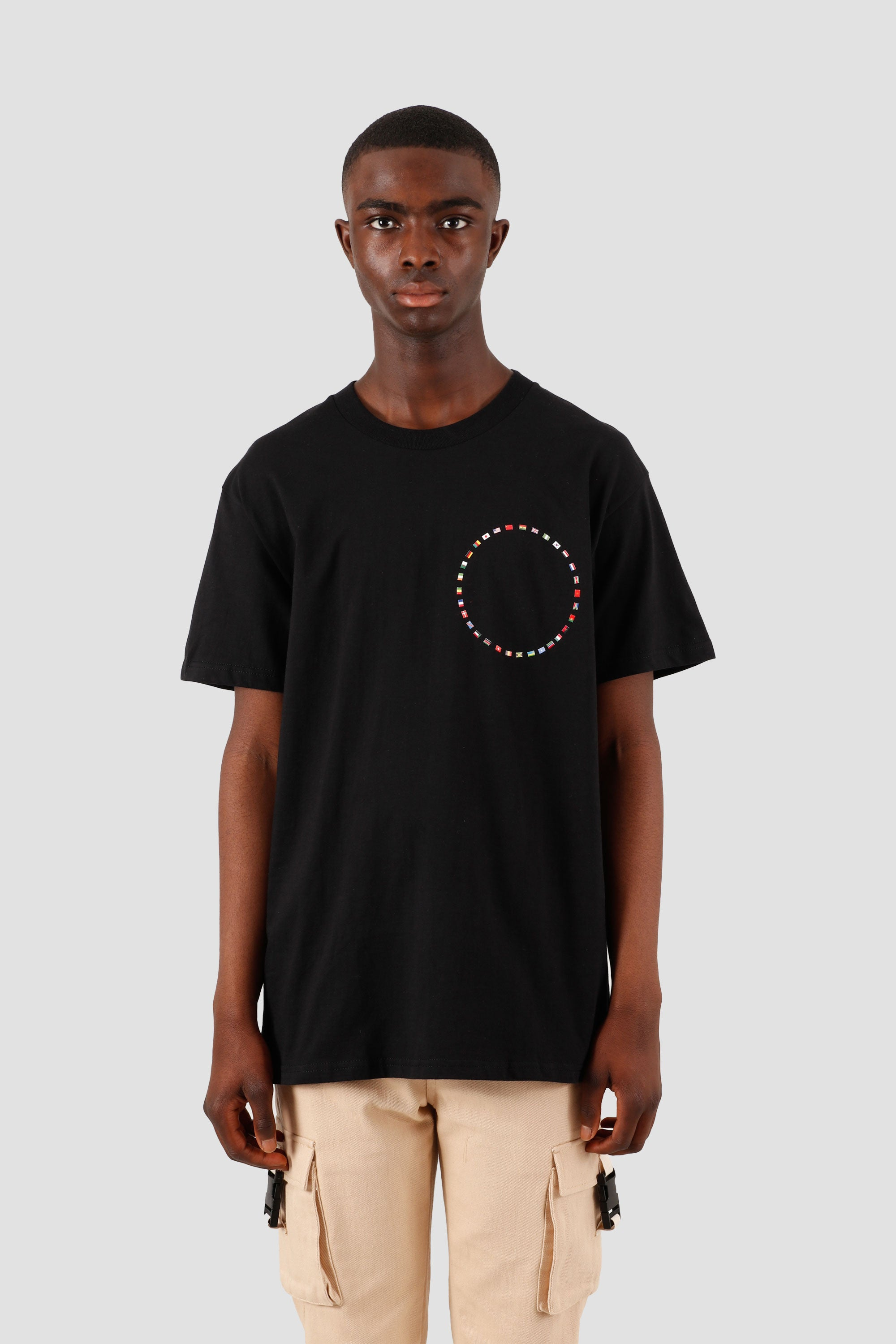 Jay Flag Circle L' Union Black