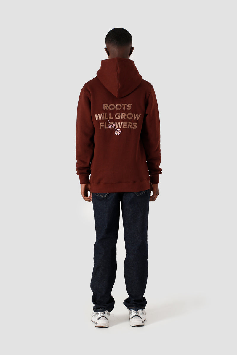 Hoody RWGF Brown