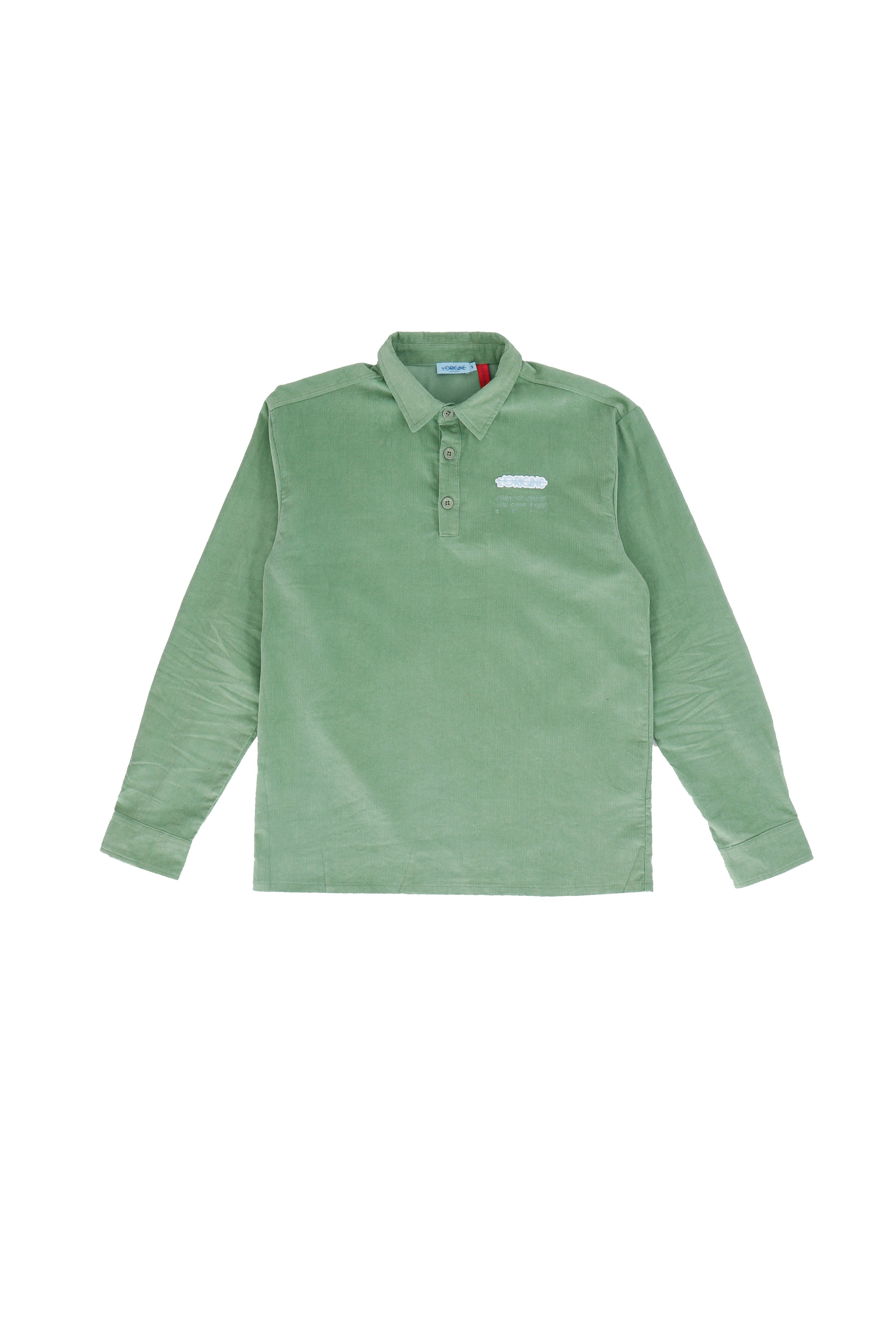 Polo Sleeve RWGF Green