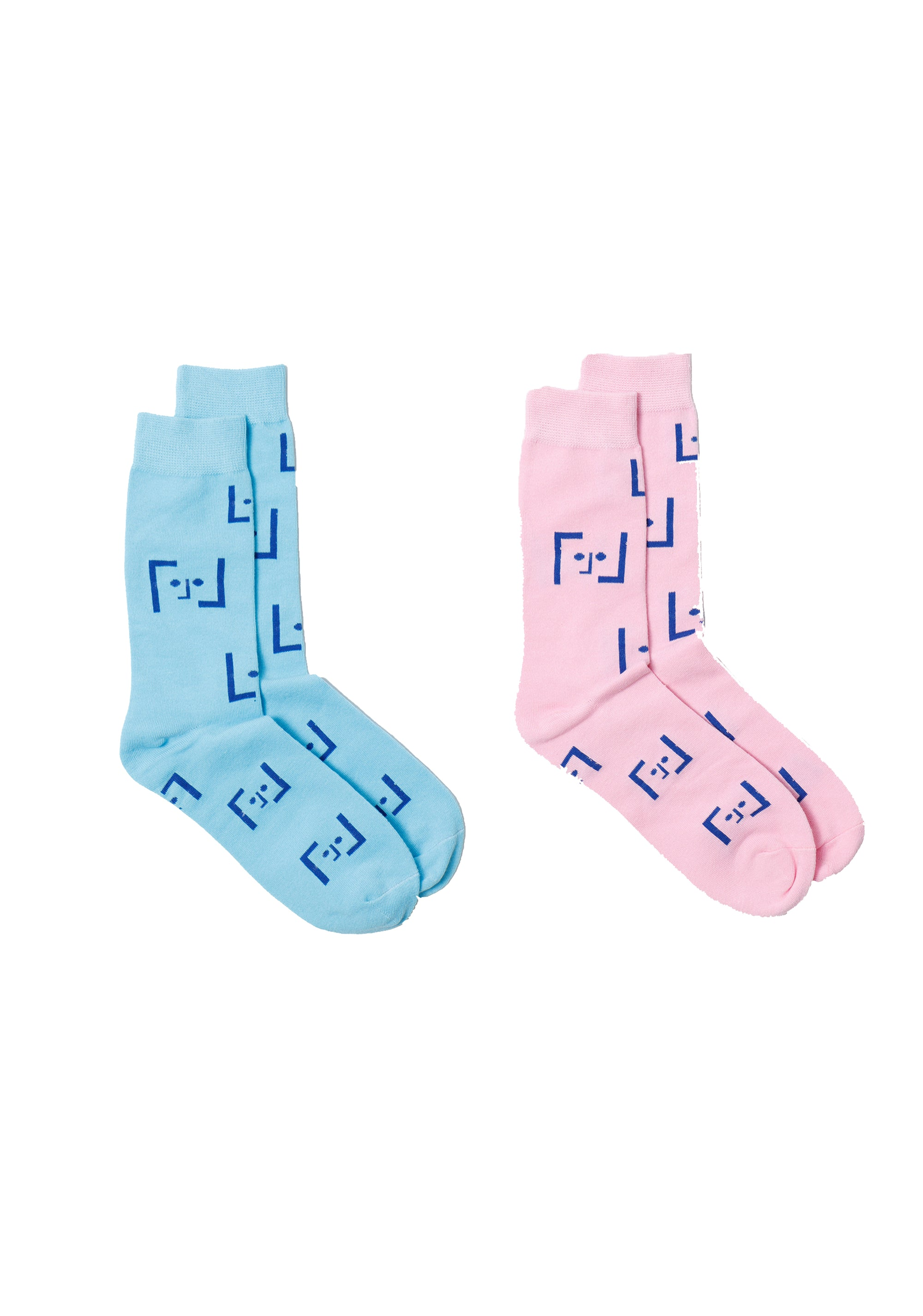 Socks L'origine L'Face 2 Pack
