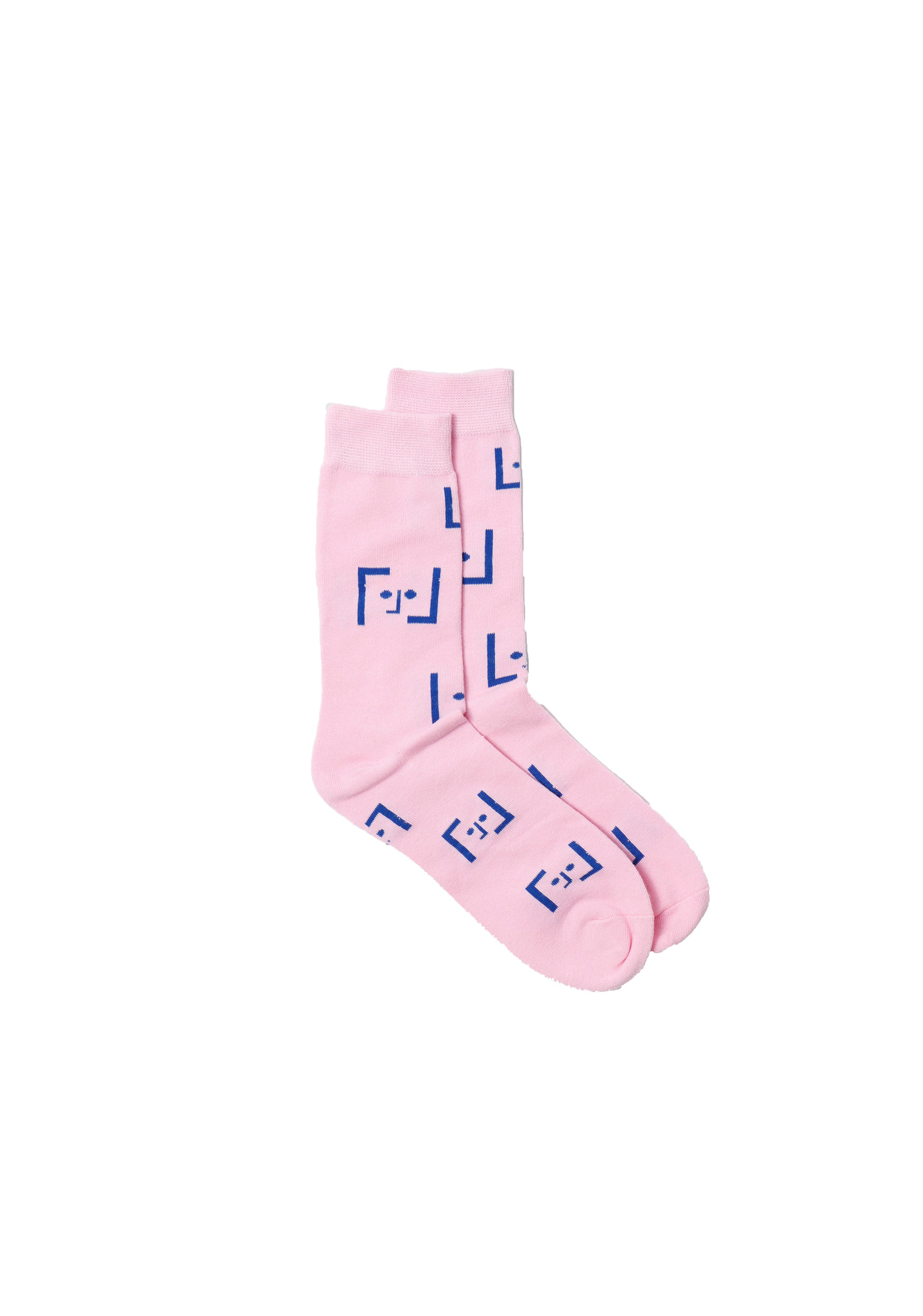 Socks L'origine L'Face Pink
