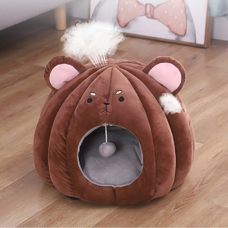 Ollie's Pet Tent Bed