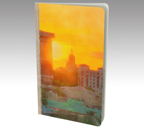 Sunset Notebook