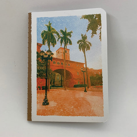Douglas Entrance Pocket Journal