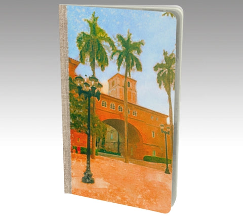 Douglas Entrance Notebook