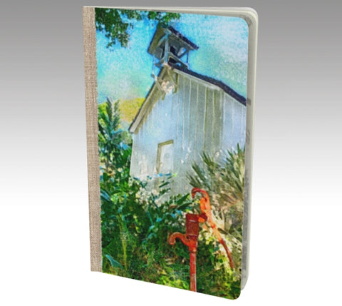 Coconut Grove Schoolhouse Notebook