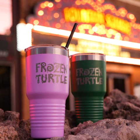 Frozen Turtle Ice Cold Tumbler
