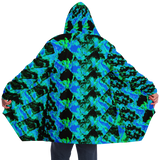 Frozen Turtle Winter Cloak w/ Hood