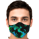 Frozen Turtle Blue Green Mask (v1.0)