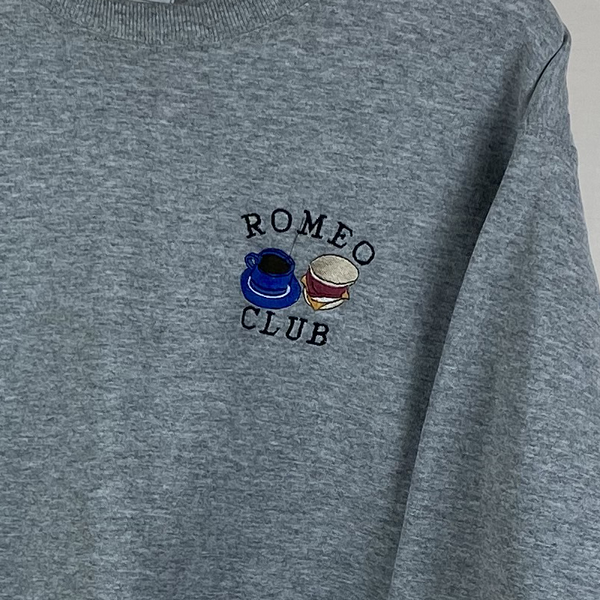 Sweat Vintage </br> Romeo Club