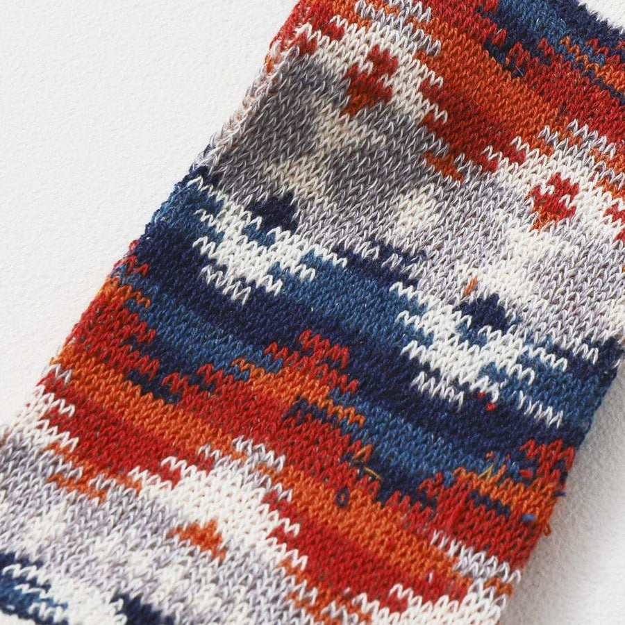 Anonymous Ism Wigwam Jacquard Crew Socks