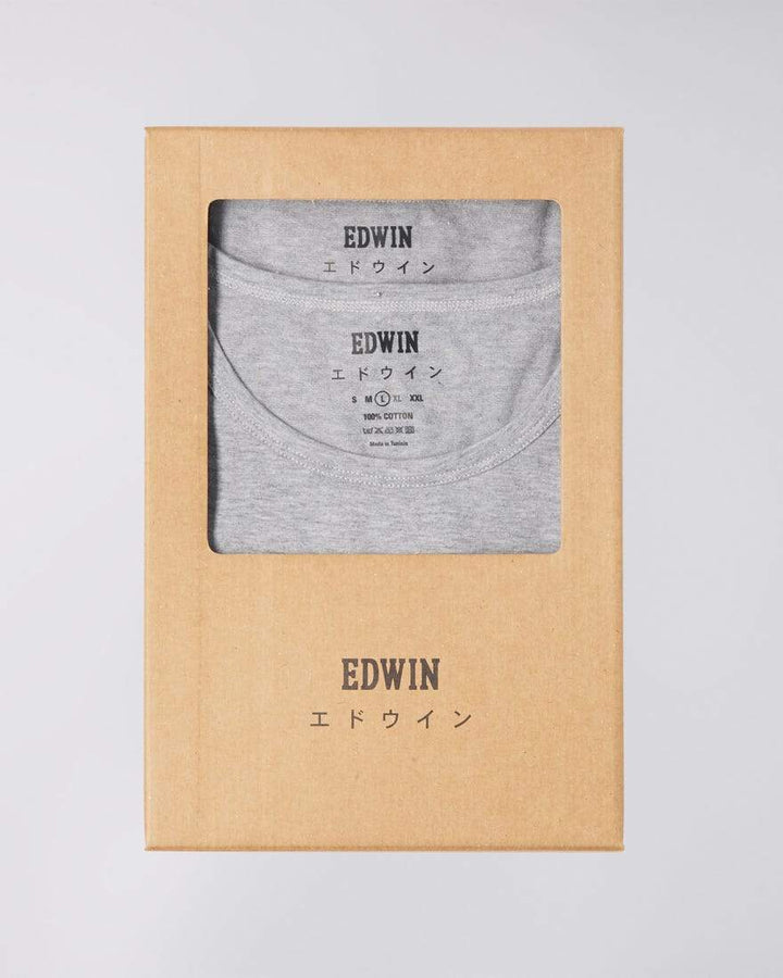 Edwin Jeans Double Pack T-Shirt