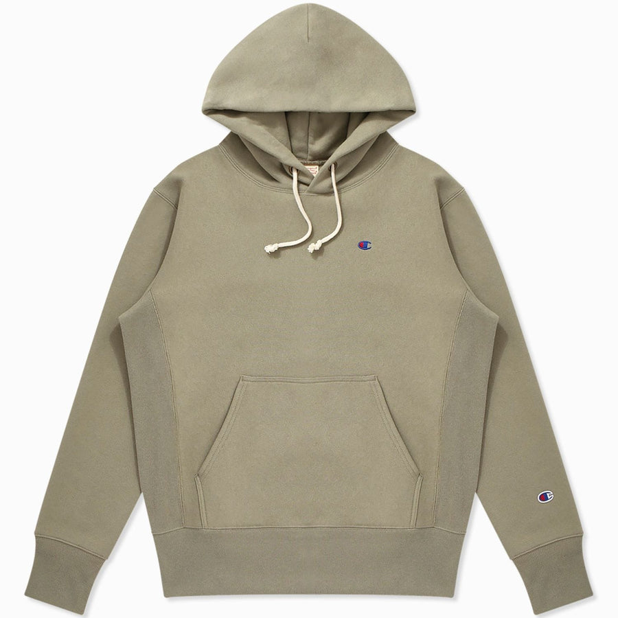 Champion RW C Logo Hooded Sweatshirt