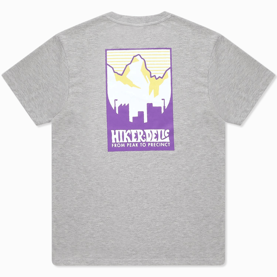 Hikerdelic Patch Print Logo T-Shirt