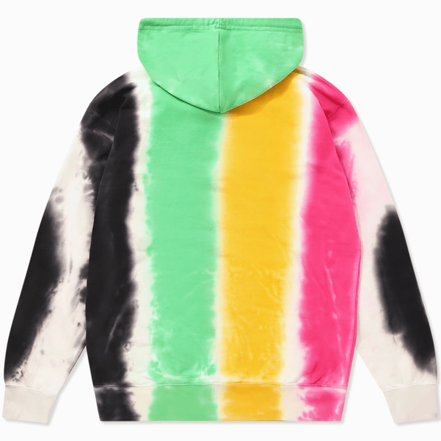 Chinatown Market Tie Dye All Over Print Hoodie