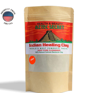 Aztec Secret Indian Healing Clay 100gm