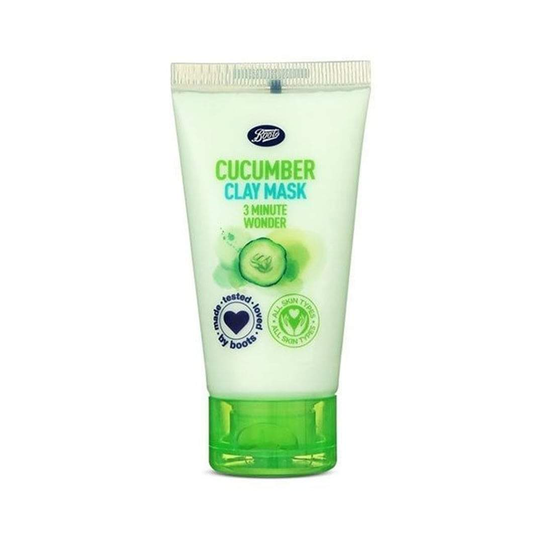 Boots Cucumber Clay Face Mask 50ml