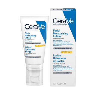 CeraVe AM Facial Moisturising Lotion SPF 25 (normal to Dry Skin)