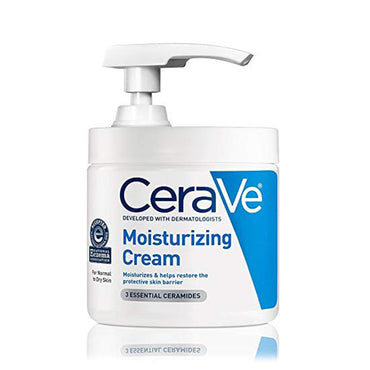 Cerave Moisturizing Cream Pump