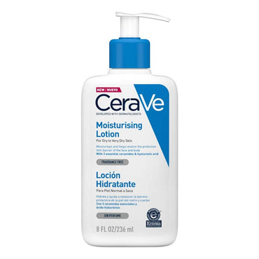 CeraVe Moisturizing Lotion -Dry to Very Dry Skin