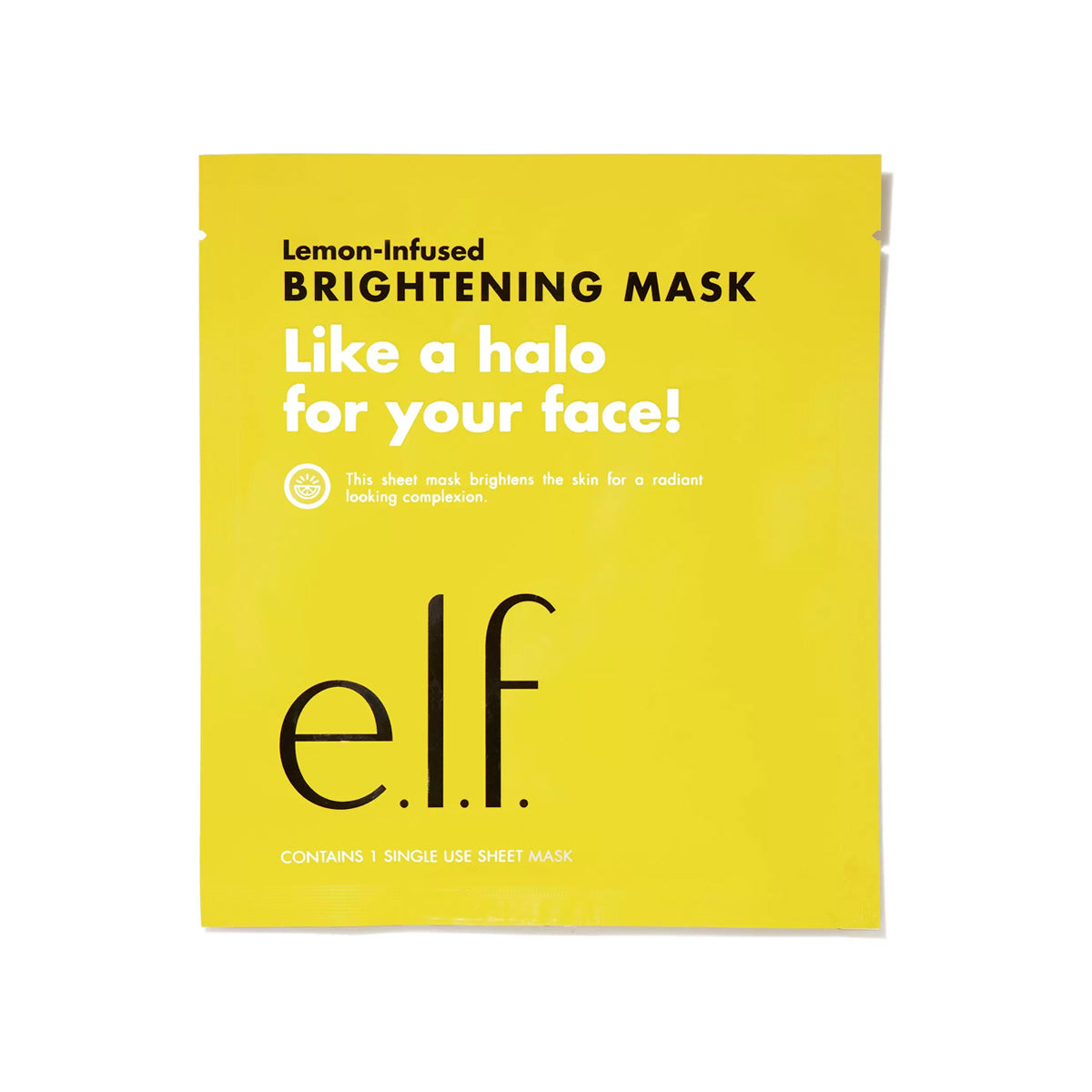 ELF Brightening Sheet Mask
