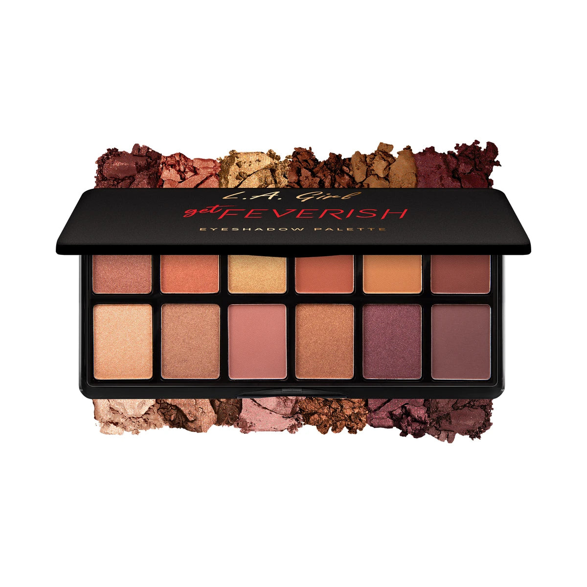 LA Girl Fanatic Eyeshadow Palette