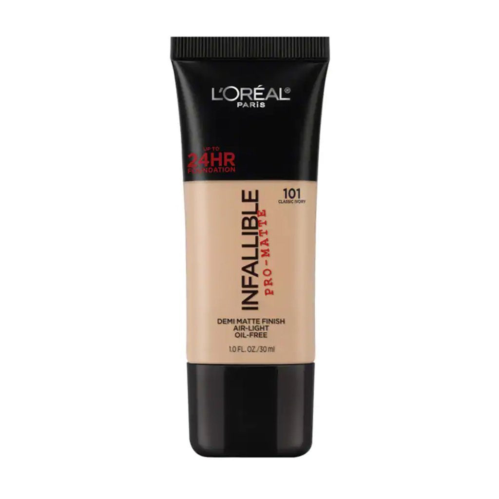 L'Oreal Paris Infallible Pro Matte Foundation
