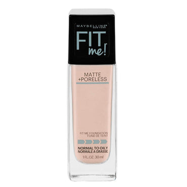 Maybelline New York FitMe Matte Foundation