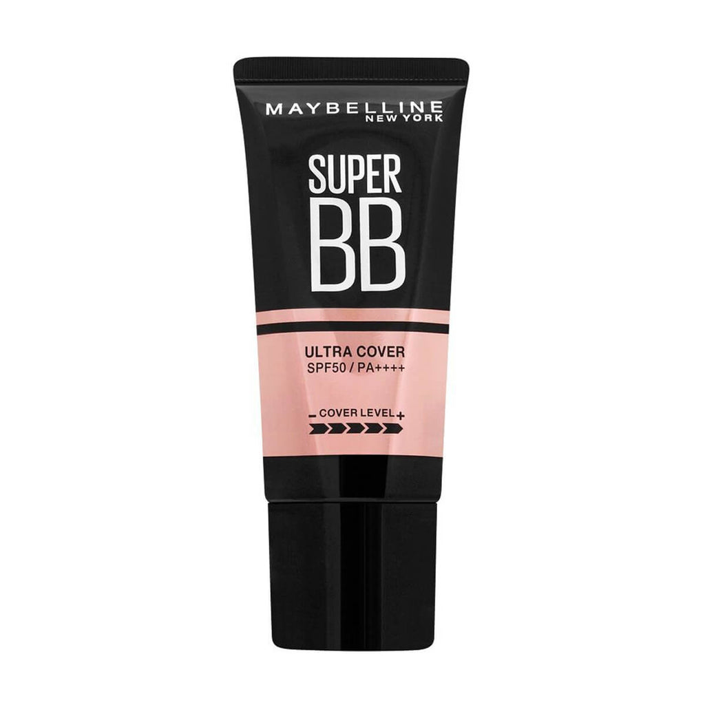 Maybelline New York Super Cover BB Cream, SPF 50