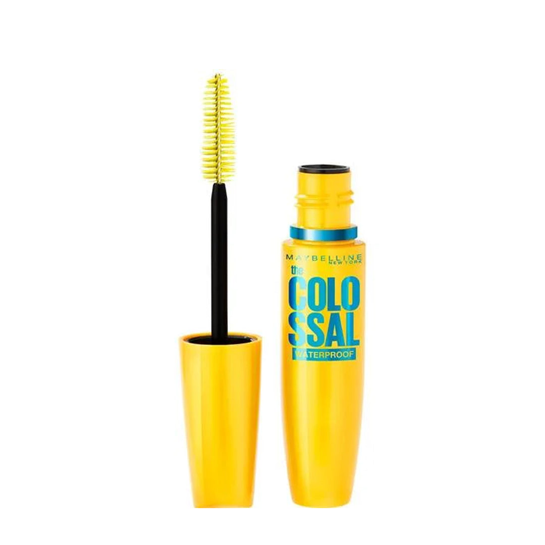 Maybelline NewYork Colossal Waterproof Volum Express Mascara Glam Black