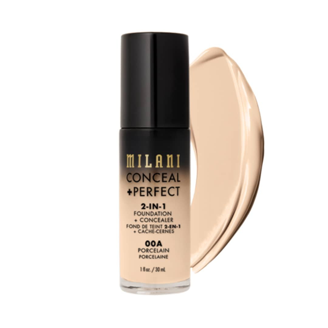 Milani Conceal + PerfectT 2-IN-1 Foundation