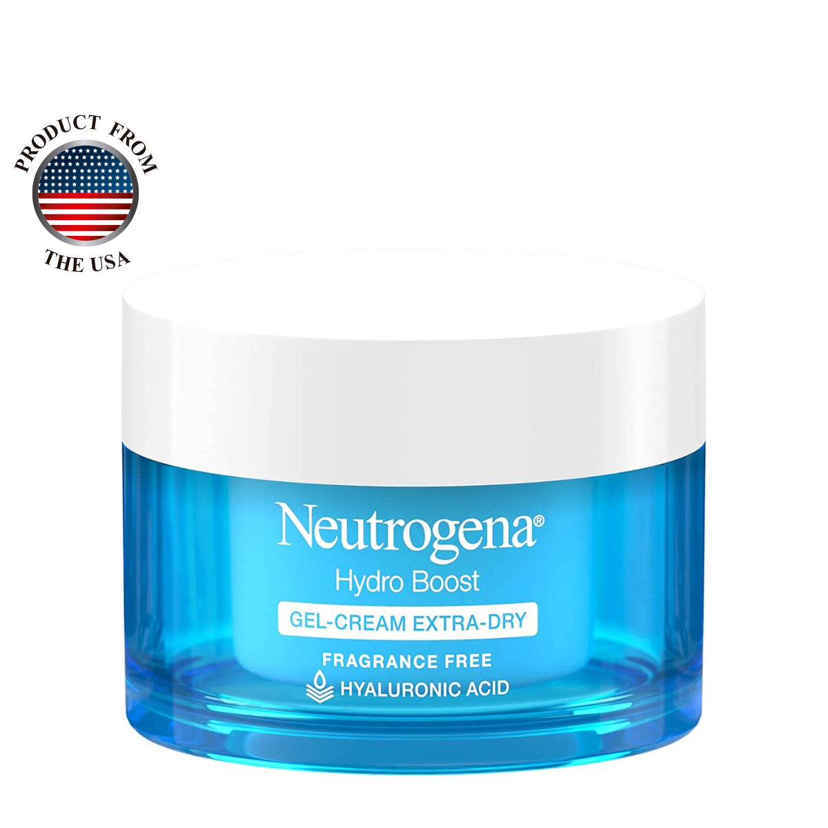 Neutrogena Hydro Boost Gel-Cream with Hyaluronic Acid for Extra Dry Skin USA