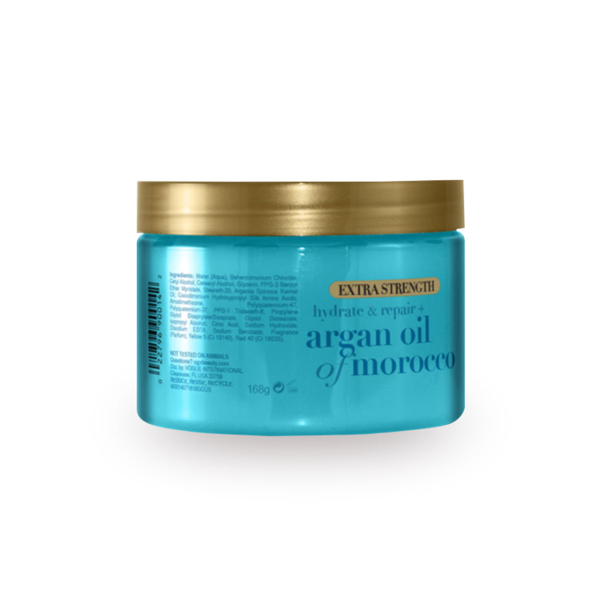 OGX ARGAN OIL OF MOROCCO EXTRA STRENGTH HYDRATE & REPAIR HAIR MASK