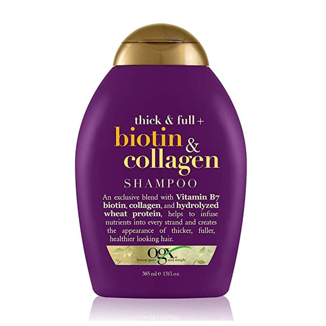 OGX BIOTIN & COLLAGEN Thick & Full+ Shampoo