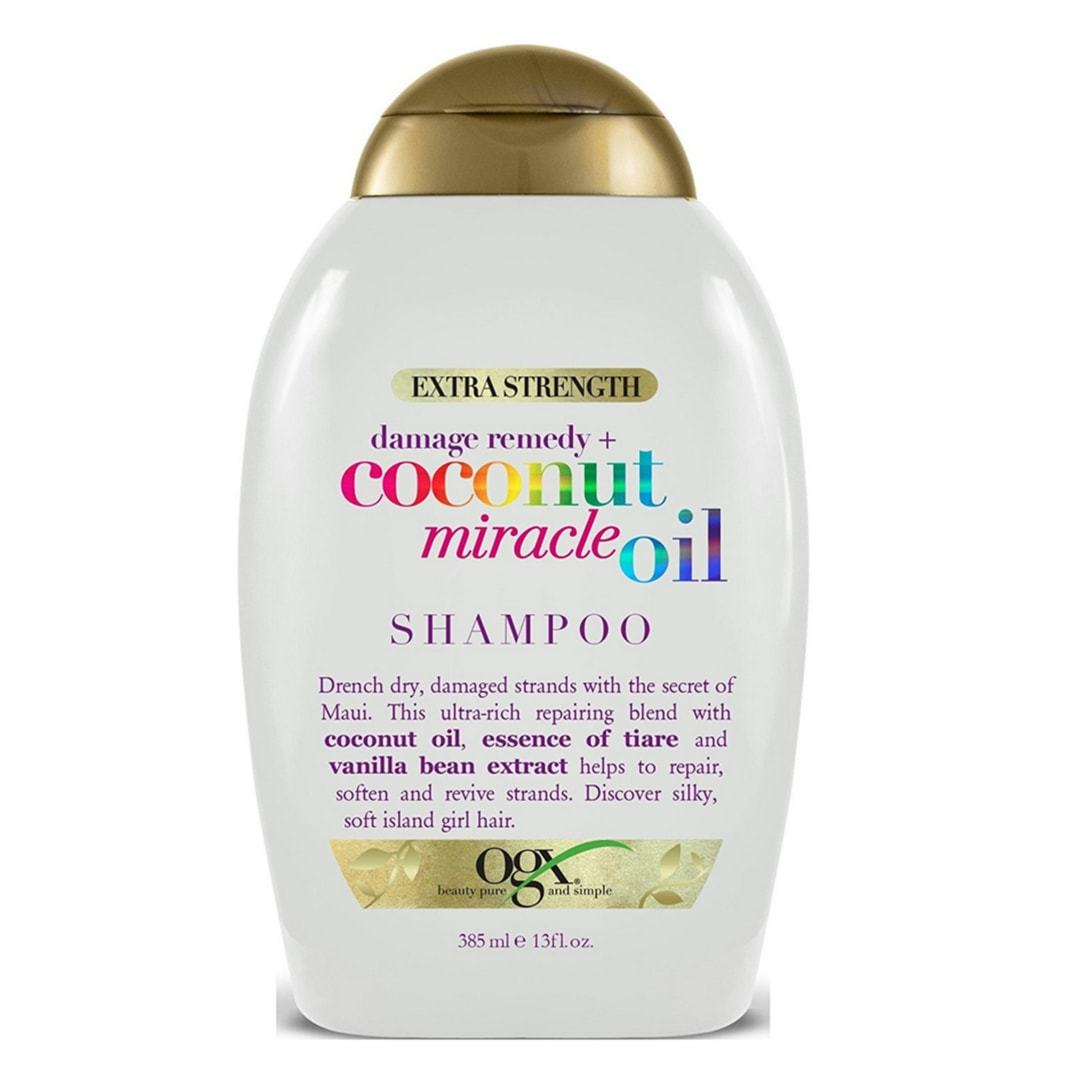 OGX Damage Remedy COCONUT MIRACLE OIL SHAMPOO