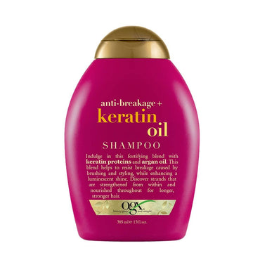 OGX Anti Breakage + Keratin Oil Shampoo